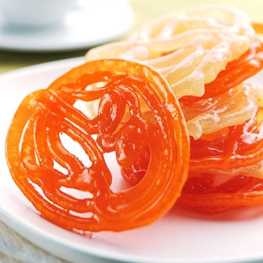 Asian Sweets Jelabi
