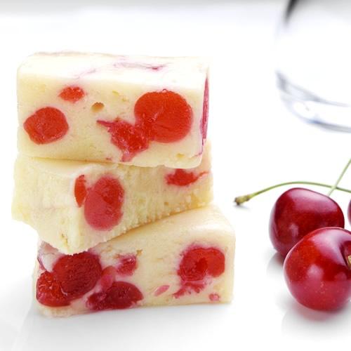 Cherry Barfi